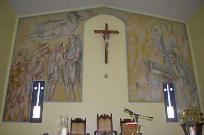 Salvemos el mural ¨Alegoría a la Virgen del Carmen¨